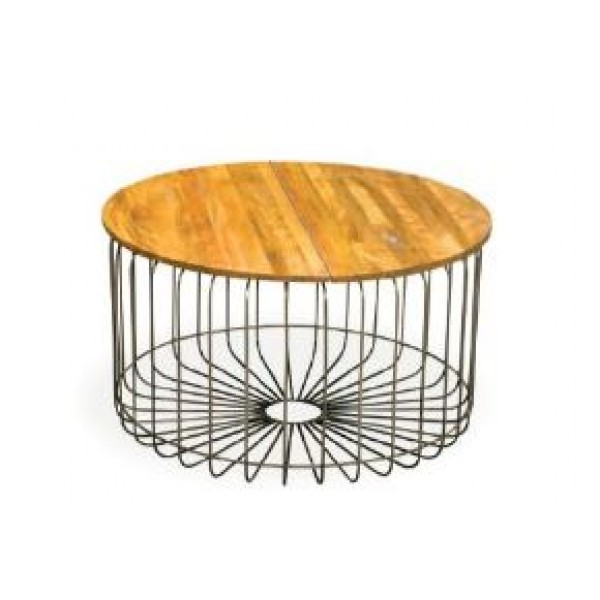 Birdcage Coffee Table