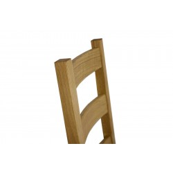Seoul Oak Dining Chair