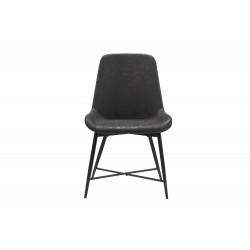 Enzo Grey Dining Chair