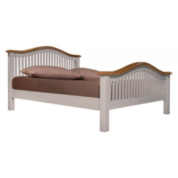 Victor Curved 4ft 6 Bed